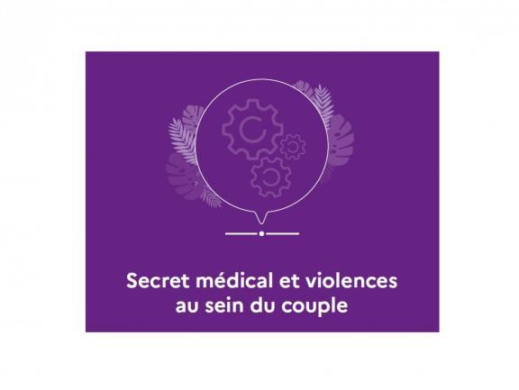 Vademecum  Secret médical et violences au sein du couple
