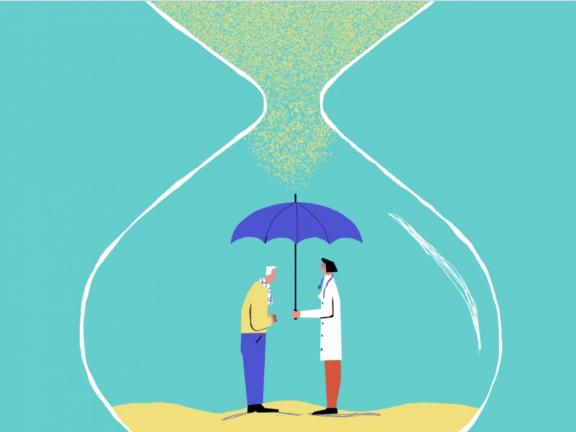 Webzine de l'Ordre des médecins consacré au vieillissement