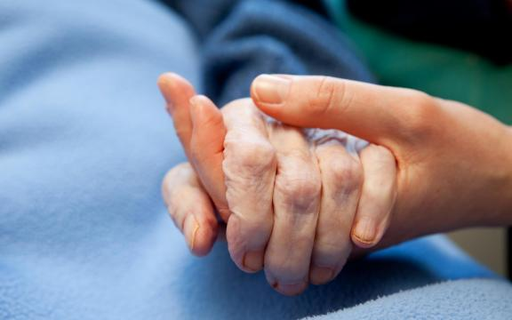 Patient en fin de vie
