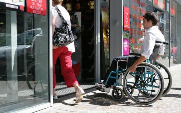 Accessibilité du cabinet médical