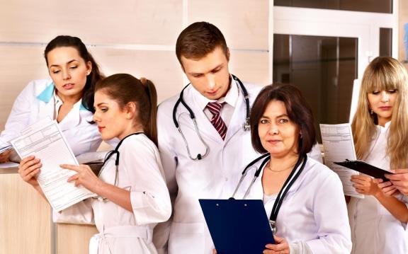 Terrains de stage dans les hôpitaux