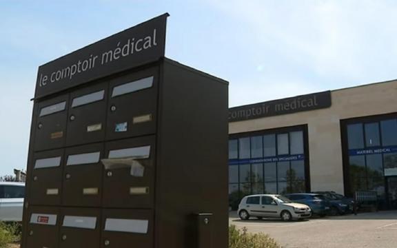 Le comptoir médical de Clermont-l'Hérault
