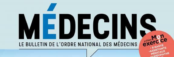 Bulletin de l'Ordre des médecins n°64