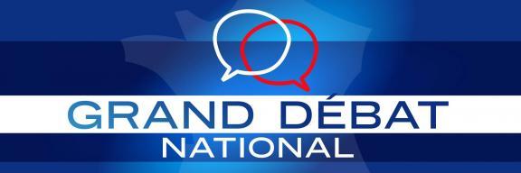 Consultation Grand débat national