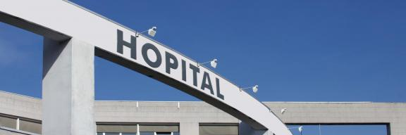 Débat sur l'hôpital