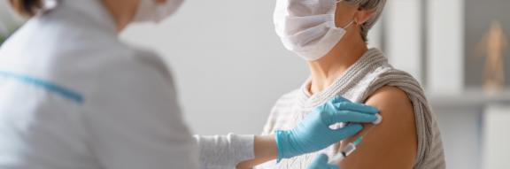 Visioconférence de l'Ordre des médecins sur la statégie vaccinale