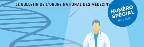 Bulletin de l'Ordre des médecins spécial enjeux éthiques