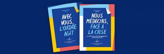 Ordre des médecins : rapport d'activité 2020