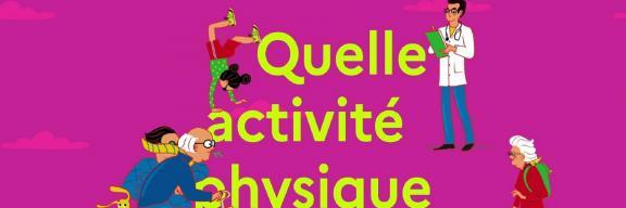 """Webzine : """"l'activité physique adaptée à la santé"""""""