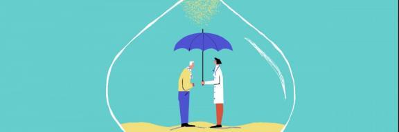Vieillissement : le défi de la prise en charge